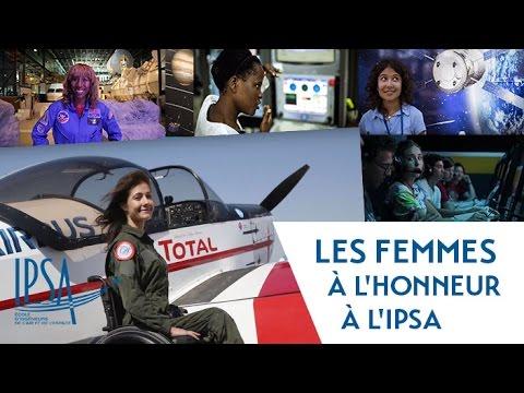 Quand l'IPSA met à l'honneur les femmes de l'air et de l'espace