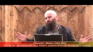 Mesazh për vehte dhe Hoxhallarët tjerë - Hoxhë Bekir Halimi