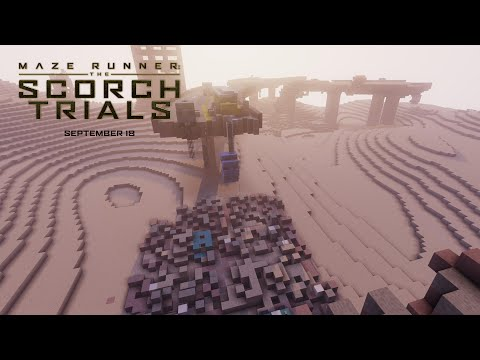 Maze Runner: The Scorch Trials (Wes Ball Minecraft Mod Interview)