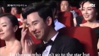 Video [ENG SUB] Jun Ji Hyun calls out 'Do Min Joon' during her speech at 50th Baeksang Arts Awards (cut) MP3, 3GP, MP4, WEBM, AVI, FLV Maret 2018