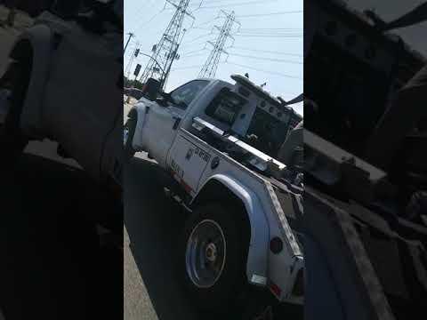 Attempted repo in Compton