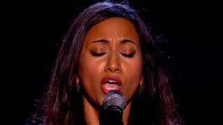 The Voice UK 2013 | Abi Sampa performs 'Stop Crying Your Heart Out' - Blind Auditions 6 - BBC One