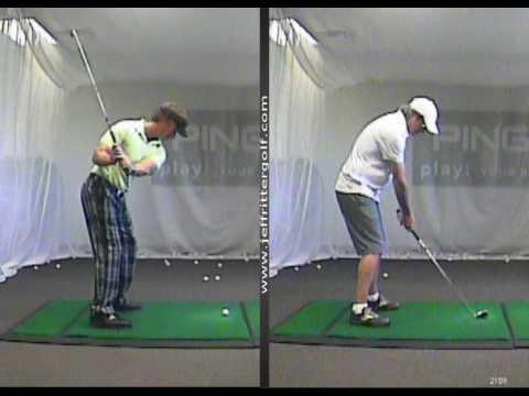 Jeff Ritter Golf – Sample Lesson
