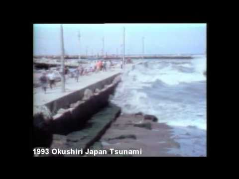 Video Historical tsunami in Okushiri, Japan on July 12, 1993 download in MP3, 3GP, MP4, WEBM, AVI, FLV January 2017