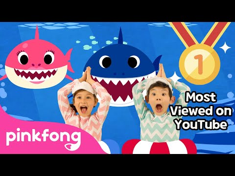 Bé Shark Khiêu vũ | Hát và nhảy! | Songs động vật | PINKFONG Songs for Children - Thời lượng: 2:17.