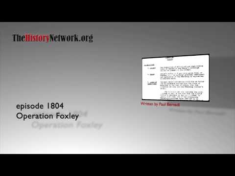 1804 Operation Foxley: The Assassination of Hitler