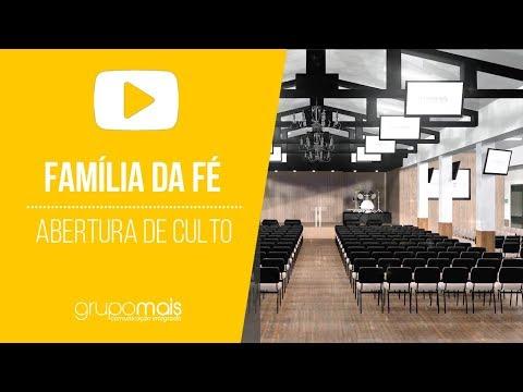 ILUSTRAÇÃO E ANIMAÇÃO EM 3D INSTITUCIONAL FAMÍLIA DA FÉ CHURCH