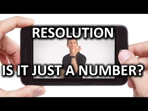 , title : 'Resolution - Not Just a Number as Fast As Possible'