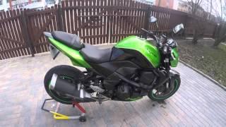 9. Kawasaki z750 2009