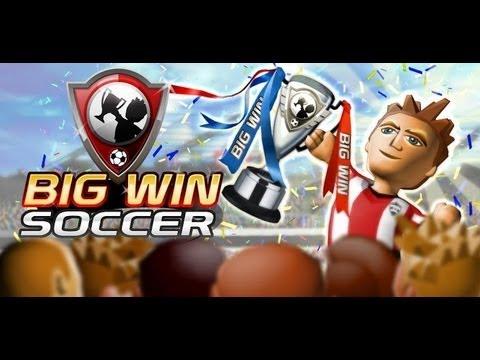 Video of BIG WIN Soccer (football)