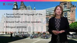 Are you interested in learning new languages? Give the second official language of the Netherlands a chance and start learning Frisian with this free online ...