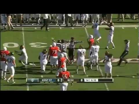 Roosevelt Nix vs Bowling Green 2012 video.