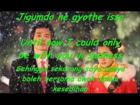 Ost MY GIRL-Sang-eo-reul Sa-rang-han In-eo (With Malay)
