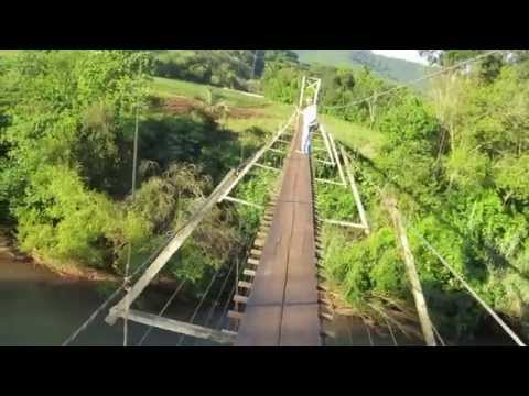 Ponte Pênsil [Sinimbu - RS]
