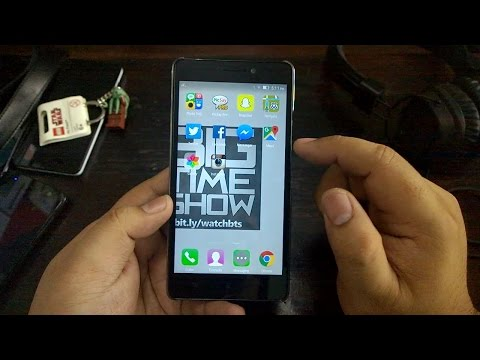 Lenovo A7000 Plus Initial Review - Octa-Core FullHD With New Low Price Of PHP 7,499!
