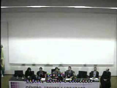Marcos Rogério participa de Seminário sobre Gênero, Aborto e Sociedade