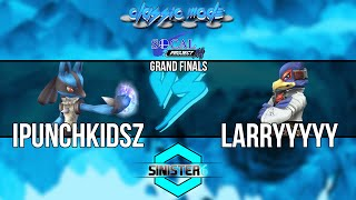 Classic Mode Grand Finals – iPunchKidsz VS. Larry Lurr