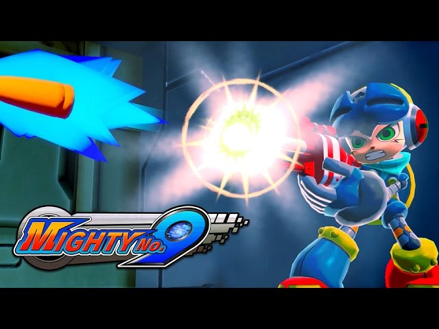 Видео к игре Mighty No. 9