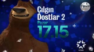 Çılgın Dostlar 2 (Open Season 2) TV'de ilk (Düşler Sineması Kuşağı)