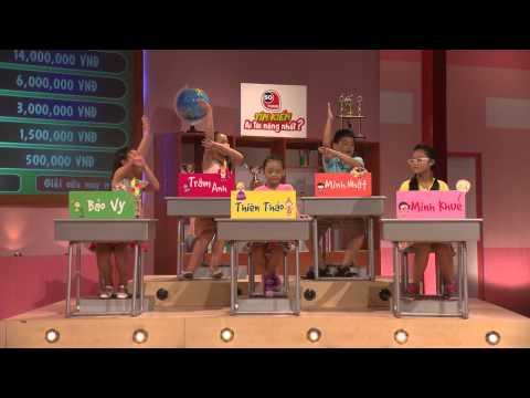 Tóc Tiên - Ai Thông Minh Hơn Học Sinh Lớp 5