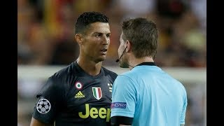 Video How Cristiano Ronaldo Revenge On Referees! MP3, 3GP, MP4, WEBM, AVI, FLV Agustus 2019