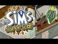 Let's Play The Sims Superstar Challenge (Part 24) - Near Death