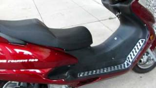 3. Water Cooled Lance 250 Touring Scooter For sale great gas mileage