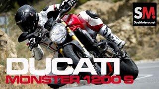 10. Prueba Ducati Monster 1200 S 2014