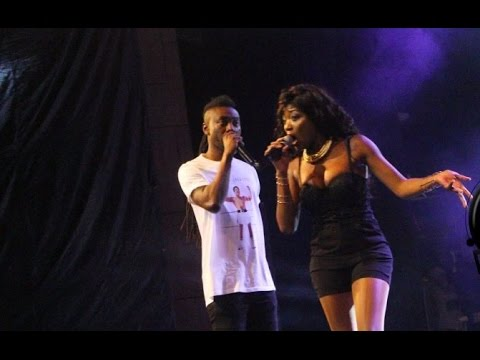 Pappy Kojo & Joey B - Performance At Girl Talk Concert 2015 With Efya | GhanaMusic.com Video