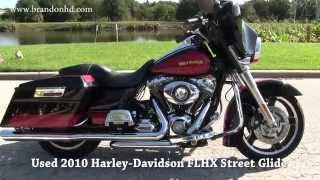 3. Used 2010 Harley Davidson Street Glide for sale  in Punta Gorda FL