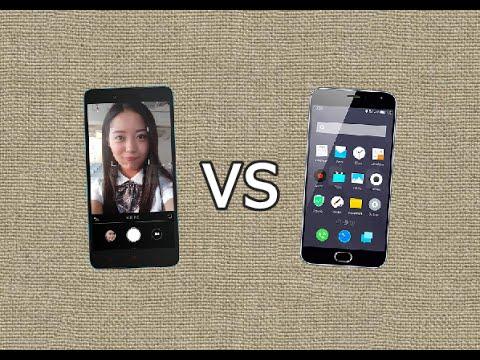 Xiaomi Redmi Note 2 vs Meizu m2 Note