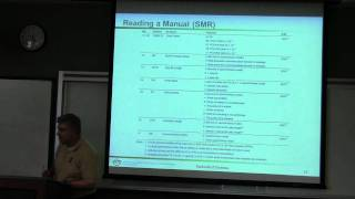 Embedded Systems Course - Lecture 13:  Serial Communication Registers