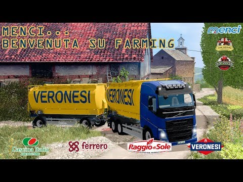MENCI CISTERNE PER TRASPORTO MANGIMI v1.0