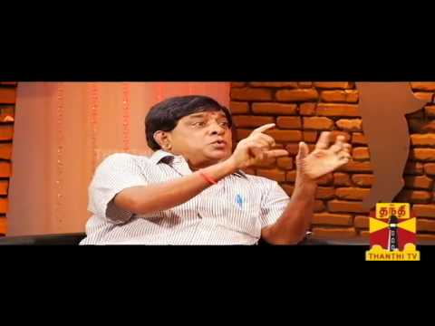 Thenali Darbar   Actor Singamuthu  12 11 2013 Thanthi TV