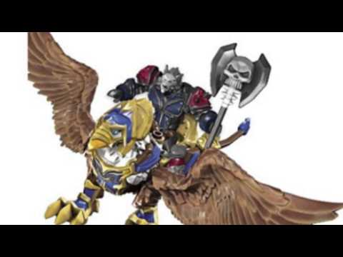 Video New YouTube  video for the World Of Warcraft Swift Gryphon And Graven