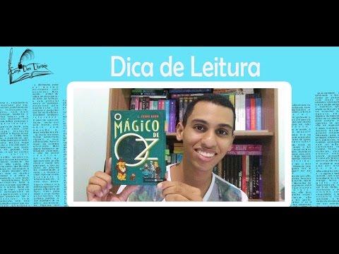 Dica de Leitura: O Mágico de Oz