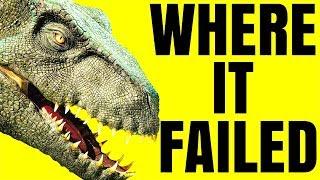 Video The Problem With Jurassic World: Fallen Kingdom MP3, 3GP, MP4, WEBM, AVI, FLV Februari 2019