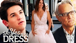 Monte's Best Friend is looking for a Wedding Dress | Say Yes To The Dress Atlanta