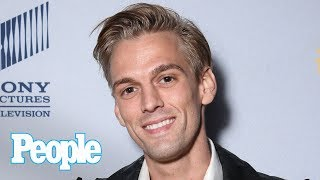 Aaron Carter opens up about suffering from Hiatal Hernia, where part of his stomach pushes up through the diaphragm, and ...
