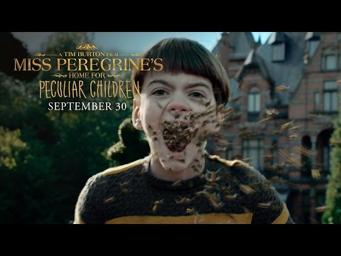 Miss Peregrine's Home for Peculiar Children (Character Profile 'Hugh')