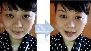 化妝新手入門--OL篇 (上集) Make Up Starter Kit For Office Ladies (part 1)