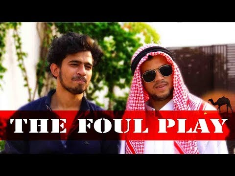 THE FOUL PLAY | ROUND2HELL | R2H
