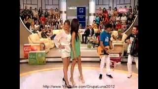 LUNA - Topless - Nedeljno Popodne - (TV PINK 2013)