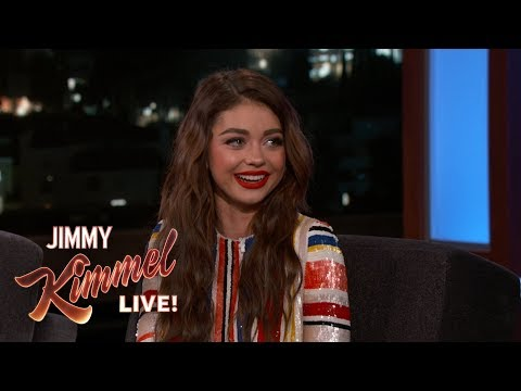 Sarah Hyland on Dating Wells from The Bachelorette