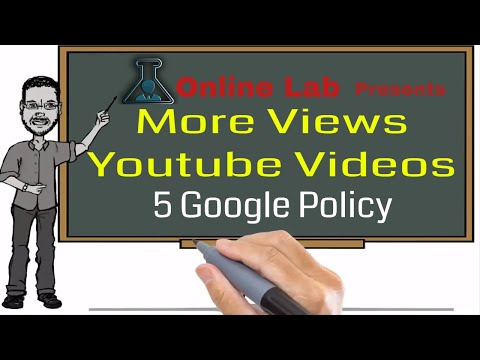 How to increase youtube Videos views