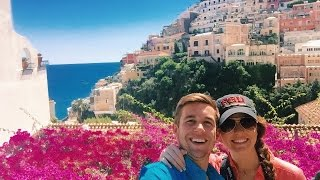Positano Italy  city images : Sorrento, Positano, & Amalfi Coast, Italy Honeymoon Day 10 #EarlsTakeEurope
