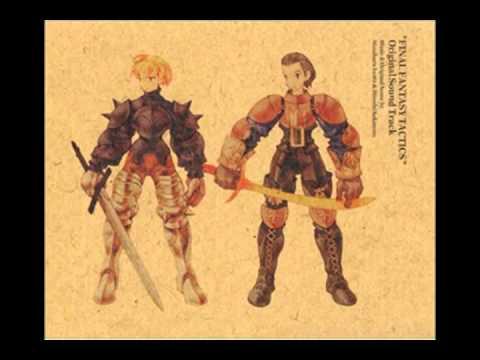Final Fantasy Tactics OST  Desert Land ~ Battle Theme #4