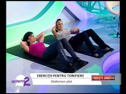 Anca Bucur – Traieste sanatos Antena 2
