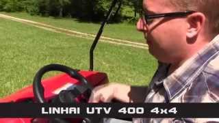 7. LINHAI UTV 400 REVIEW