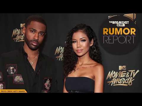 Jhené Aiko Shoots Down Rumors Big Sean Is Cheating On Her